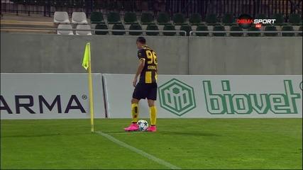 Обзор на трети кръг в А футболна група (22.09.2015)