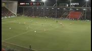 Манчестър Юнайтед 3 - 2 Блекпул Ернандес Гол *hq*
