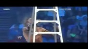 Jeff Hardy vs Edge Ladder Match Highlightz