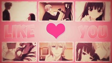 I Really Like You Mep/amv { Превод! }