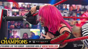 Asuka vs. Peyton Royce: Raw, Sept. 21, 2020