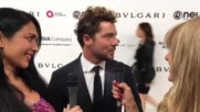 David Bisbal Mi Princesa ( Acapela) - Elton John Aids Foundation Oscar Party 26/02/2017
