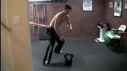 Mмa фитнес тренировка