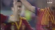 Хегемонът Испания надигра Уругвай с 3:1 в мач №100 на Пуйол