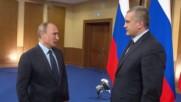 Russia: Crimea will supply gas to Ukraine's gas-starved Genichesk
