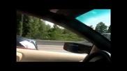 Mercedes S65 vs Murcielago