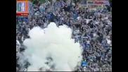 Цска - Левски 0:2 09.05.2009 - 2та гола + коментар