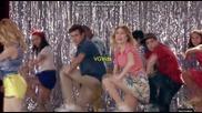 Violetta canta Supercreativa y las chicos bailan (presentación) [hd 1080p] - Забързан кадър
