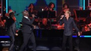 Michael Bolton/Seal - When A Man Loves A Woman/It's A Man's Man's Man's World Medley (Оfficial video)