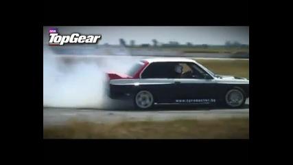 Drift Day 2011 - Top Gear