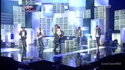 (hd) Teen Top - To you (comeback stage) ~ Music Bank (01.06.2012)