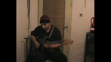 Melody measure (rock guitar)