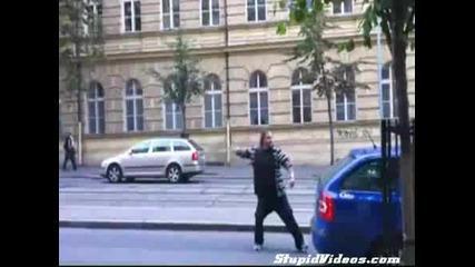Улични бойци