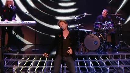 We Weren t Born To Follow (live X - Factor November 1st 2009)