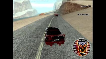 [bsd]drift Lay vs Mafia