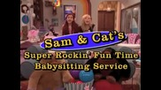 Sam and Cat Babysitting Comercial-full Comercial