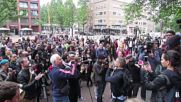 Netherlands: Protesters demand justice for victim of fatal police shooting