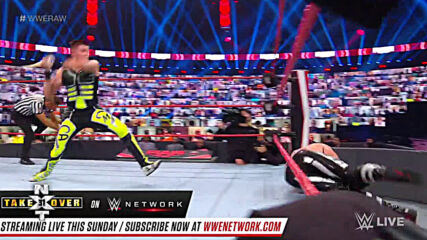 Aalyah Mysterio's compassion costs Dominik Mysterio against Murphy: Raw, Sept. 28, 2020