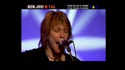 Bon Jovi - Wanted Live Acoustic In Germany