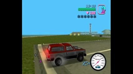 Street Outwalls Farm Truck Dragster (vice city)