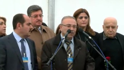Switzerland: Syrian opposition spokesperson welcomes Russian military withdrawal