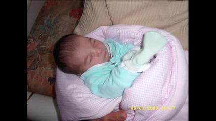 Роси - Първото Бебе На 2009год. На гр.плевен