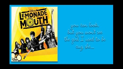 Lemonade mouth she s so gone