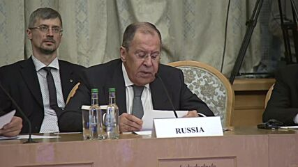 Russia: Situation in Afghanistan 'cannot be called stable' - Lavrov