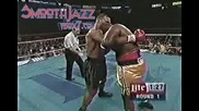 Mike Tyson vs Buster Mathis Jr - 16.12.1995 - 1