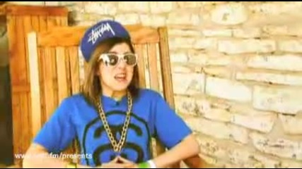 Last.fm interviews Lady Sovereign at Sxsw 2009