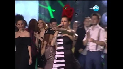 Победителят в X Factor - Жана Бергендорф - 20.12.2013
