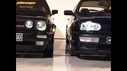 1:18 Vw Golf Mk2 G60 & Mk3 Vr6