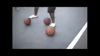 Баскетболни трикове