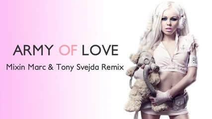 Kerli - Army of Love (mixin Marc & Tony Svejda Remix) [radio Edit]