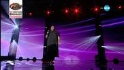 Александрина Макенджиева - X Factor Live (12.11.2015)