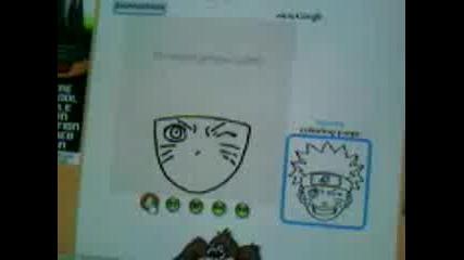 Как Да Нарисувате Naruto