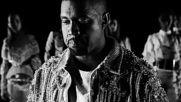 Kanye West - Wolves feat. Sia & Vic Mensa ( Официално Видео )
