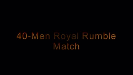 Royal Rumble 2015 Entry Predictions - X R F.