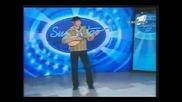 Казакстанския Поп Идол - Смях
