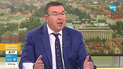 """Директорът на """"Александровска"""": Ситуацията с COVID-19 все още е контролируема"""