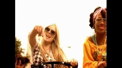 Avril Lavigne Ft. Lil Mama - Girlfriend (remix)