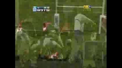 Rugby - Ngwenya Vs Habana