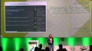 Marketing For Startups - Shira Abel