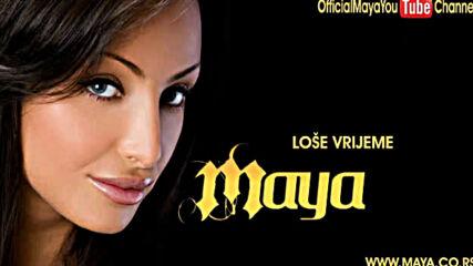 Maya Berovic- Lose vrijeme - Audio 2008 Hd