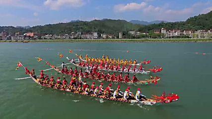 """Китай, Кинтиан (""""Без багаж"""" еп.181 трейлър)"""