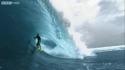 Красотата на сърфа (hd 1080p)