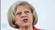 Theresa May's Plan to Censor UK TV Programs Meets Tory Resistance