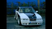 Bmw e36 M3 Coupe 3.2 340 Ps Tuning Custum Car with Turbo - Colonia