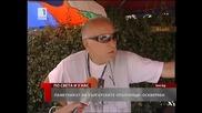 Гавра! Откраднаха венците на паметника на българските опълченци