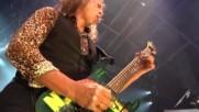 Metallica ⚡ ⚡ Enter Sandman // Metontour Los Angeles Ca 2017